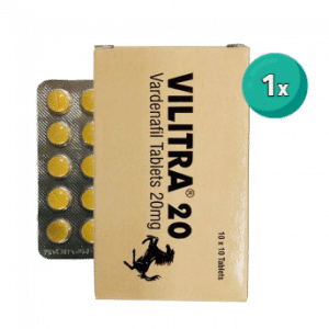 Vilitra 20MG 1 Strip